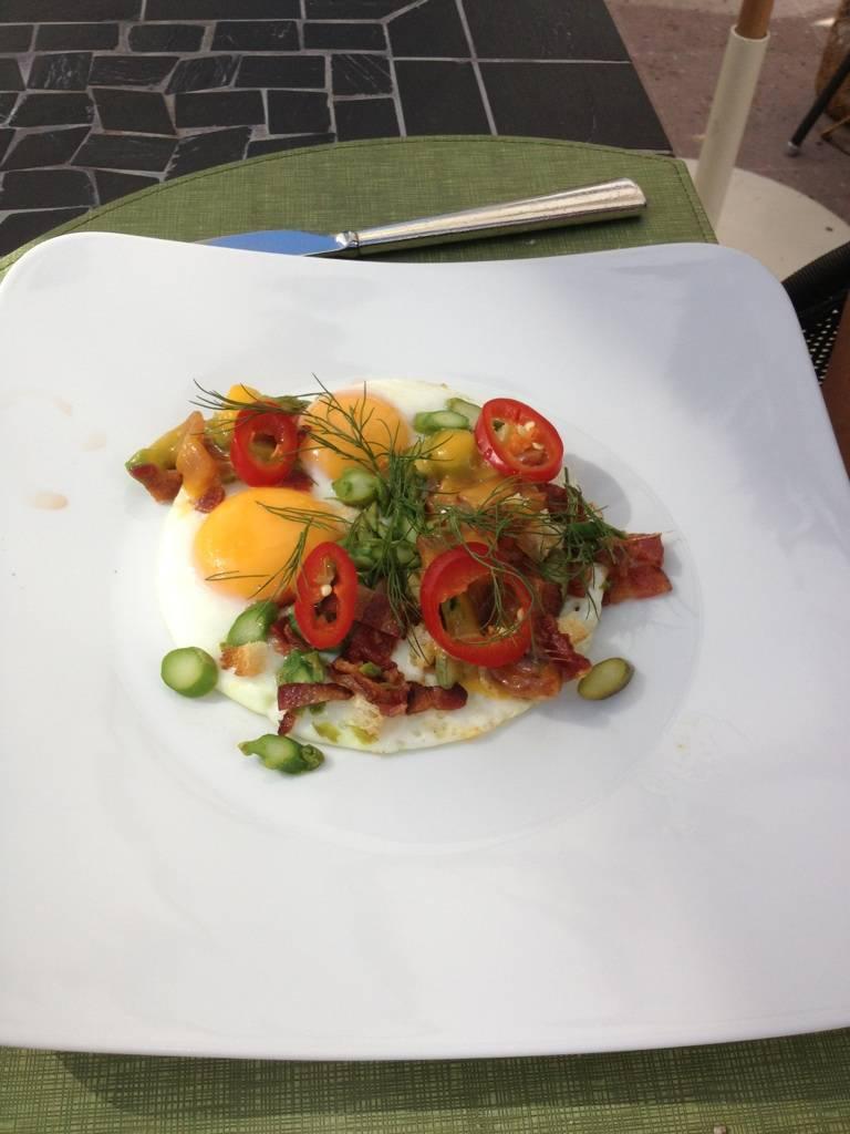 Palmilla-Breakfast